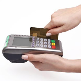 portable credit machine