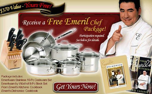 Emerilware special offer