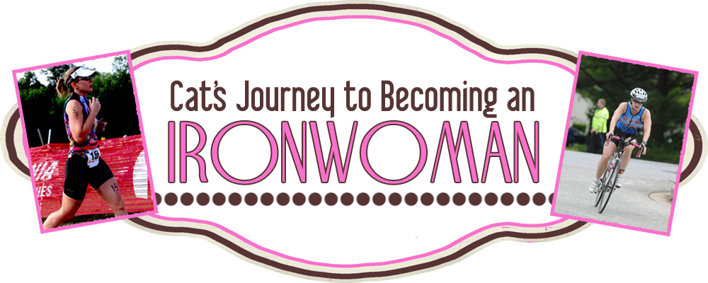 Cat's Journey to Becoming an Ironwoman