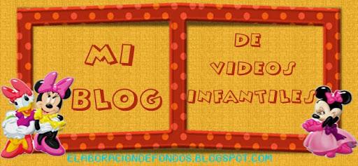 mi blog de vídeos infantiles