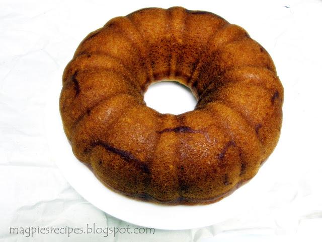 Dairy Free Light Fruit Cake Recipe