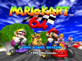 Süper Mario Karting Oyunu