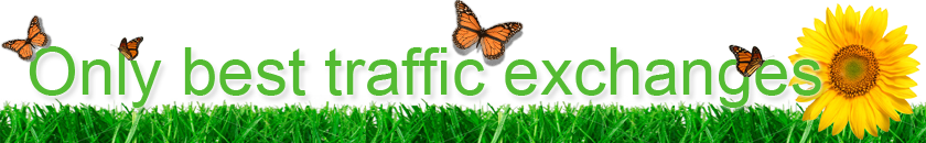 Only best traffic exchanges