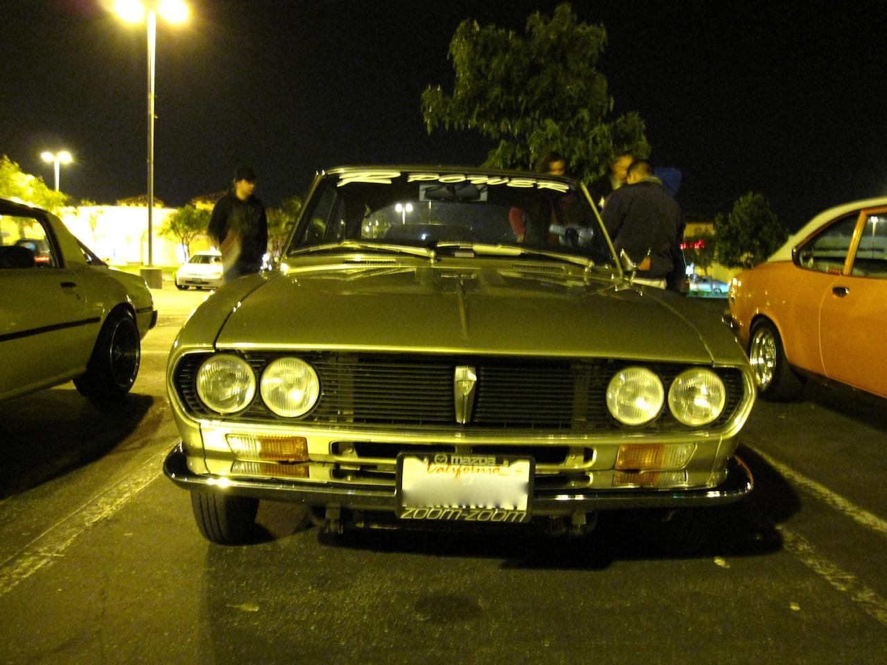 The Auto Fanatic: Japanese Nostalgic Car Meet