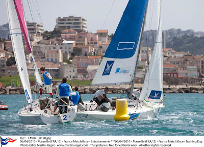 Match Race France Marseille