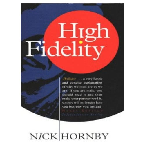 high fidelity nick hornby essay Read nick hornby's novel high fidelity free essay and over 88,000 other research documents nick hornby's novel high fidelity music rob fleming is the main.