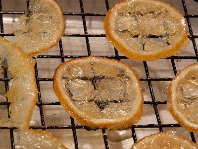 Candied Lemon Slices, ButterYum