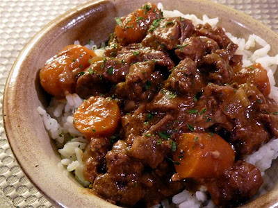 ButterYum Slow Cooker Beef Stew