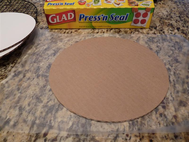how to grease proof cake boards ButterYum