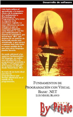 Fundamentos de programación con Visual Basic .NET