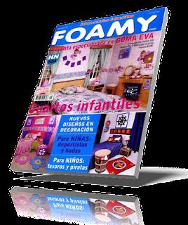 Cover+Foamy+Cuartos+Infantiles Haga Fácil   FOAMY cinco: Cuartos Infantiles