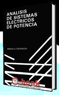 Análisis de sistemas eléctricos de potencia, 2da Edición   William D. Stevenson