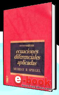 Ecuaciones Diferenciales Aplicadas, 3ra Edición   Murray R. Spiegel