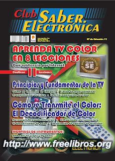 Aprenda TV Color: Lección 1 y 2