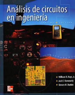 An%C3%A1lisis+de+circuitos+en+ingenier%C3%ADa+ +Willian+H.+Hayt,+Jr+ +Jack+E.+Kemmerly+ +Steven+M.+Durbin Análisis de circuitos en ingeniería, 7ma ed.   Willian H. Hayt, Jr   Jack E. Kemmerly   Steven M. Durbin