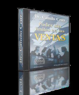 Poder Sin Limites en las Ventas   Camilo Cruz [AudioLibro 3CDs]
