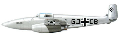 Jatos da segunda guerra Heinkel+he+280