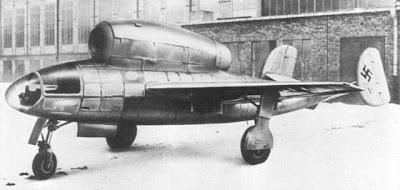 Jatos da segunda guerra Henschel+hs+132