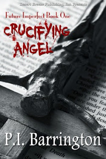 Interview With :   P.I. Barrington, Author of Crucifying Angel and Miraculous Deception