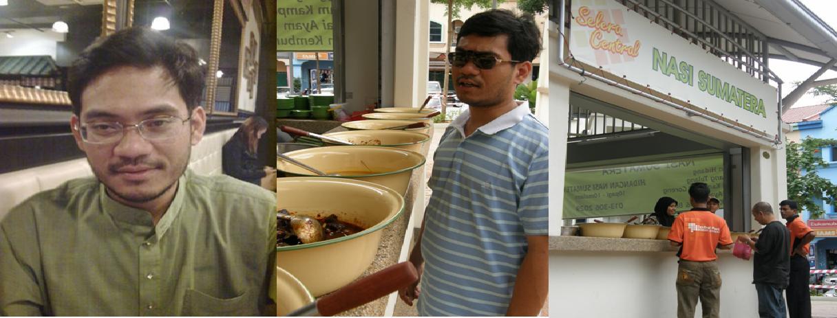 Chemat-Master of Nasi Sumatera
