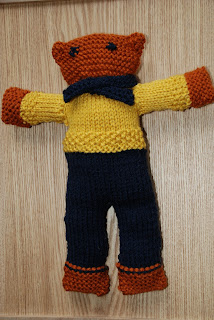 knit bear