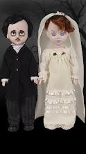 Edgar Allan Poe y Annabel Lee