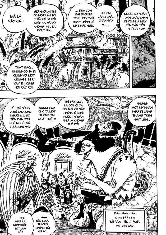 One Piece - Đảo Hải Tặc trang 5