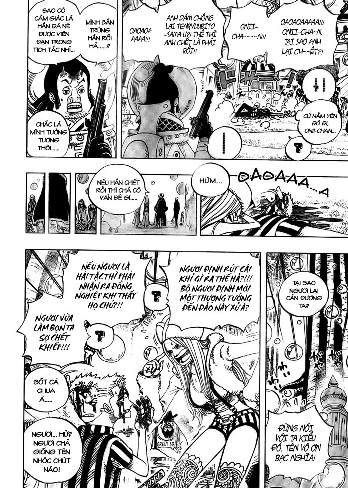 One Piece - Đảo Hải Tặc trang 17