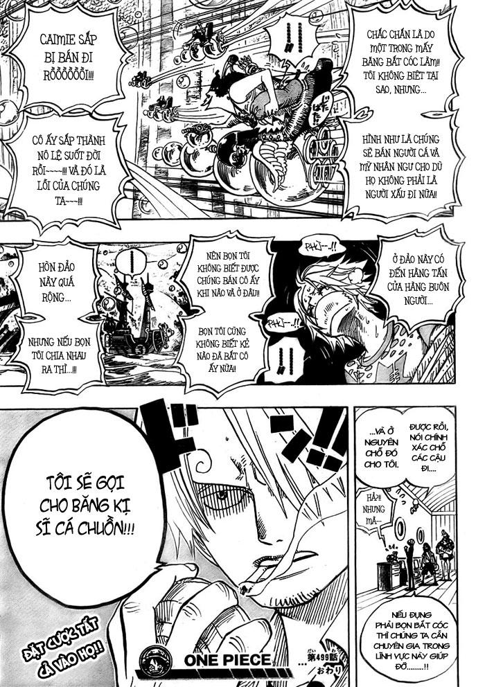 One Piece - Đảo Hải Tặc trang 20