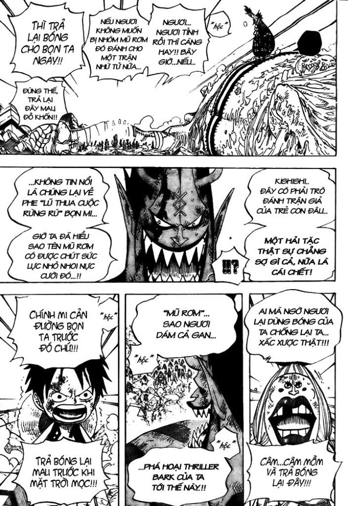 One Piece - Đảo Hải Tặc trang 8