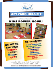 KIDS POWER HOUR!