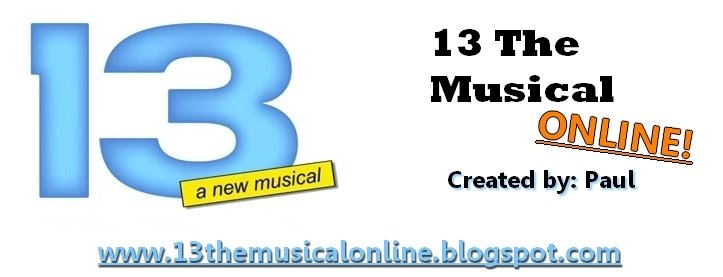 "13 the Musical Online! // Your ultimate source for ""13""!"