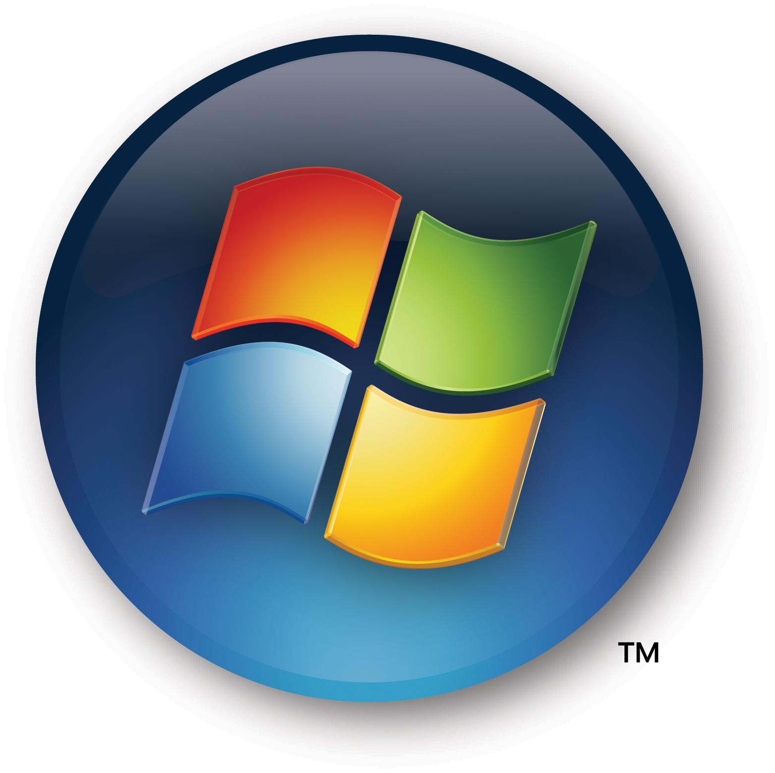 Windows 7 Start Button Logo