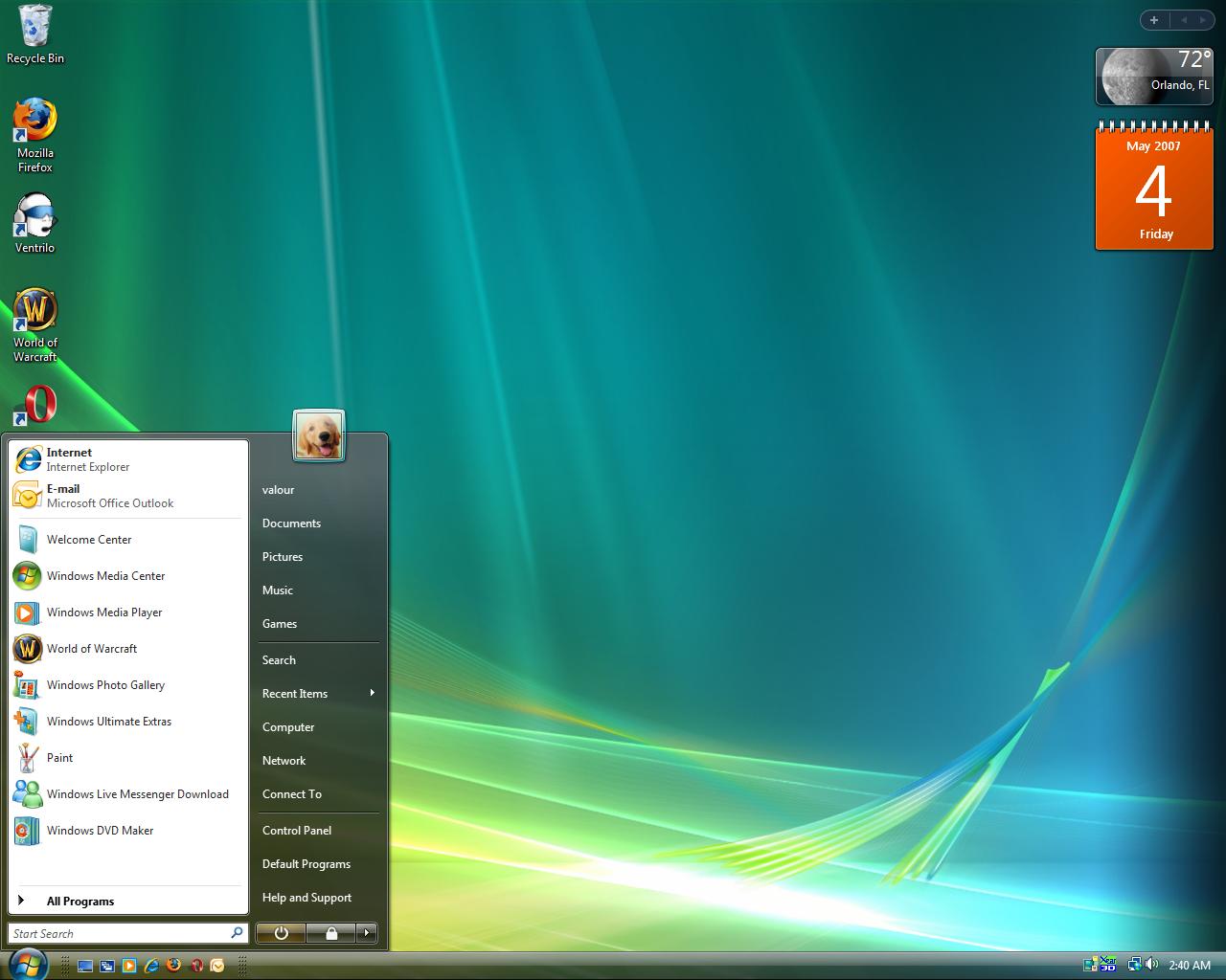 Windows Vista Ultimate, LITE Edition ...