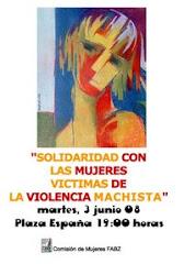 Concentraciones Primeros martes de cada mes,  19h ,  Pza España