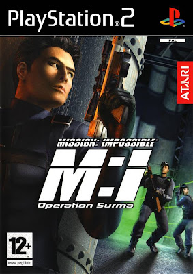 IM Download Mission Impossible: Operation Surma   PS2