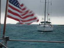 Cold Front Arrives in Warderick Wells Cay
