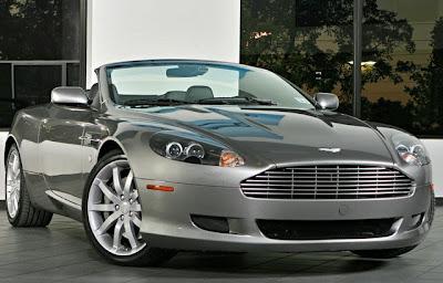 Aston Martin DB9 Convertible