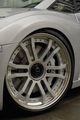 Lamborghini Gallardo IMSA GTV 2009