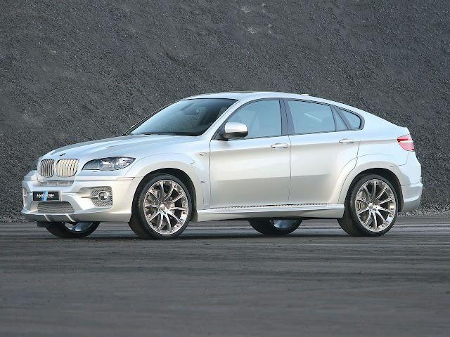 Fotos - BMW Hartge X6 2009