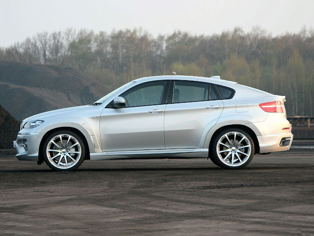Fotos - BMW Hartge X6 2009