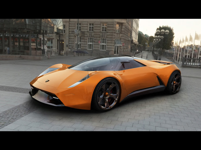 Photos Lamborghini Insecta Concept 2009