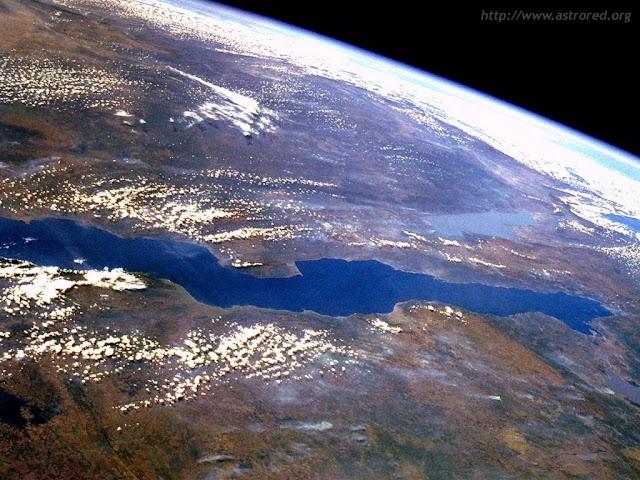 Ver de la Tierra desde el Espacio