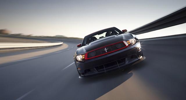 Mustang Boss 302 - 2012