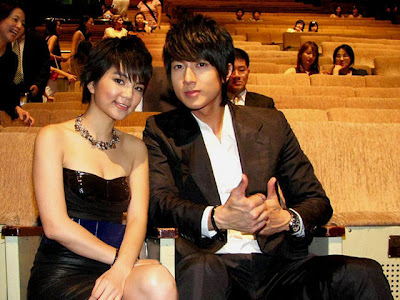 ella chen and wu chun are married wwwpixsharkcom
