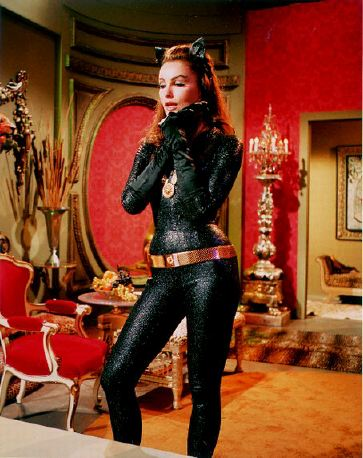 Original Catwoman Julie Newmar