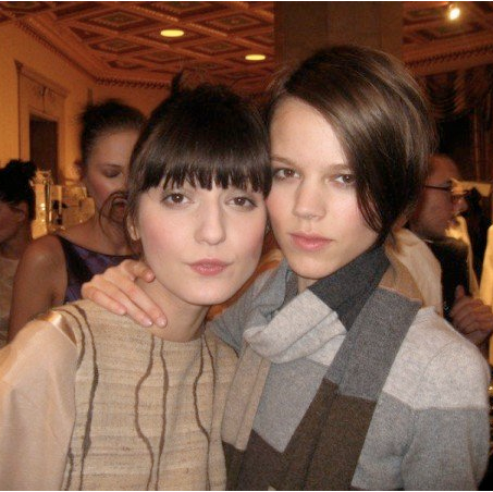 Freja is openly gay and has been linked with Romanian born Canadian model ...