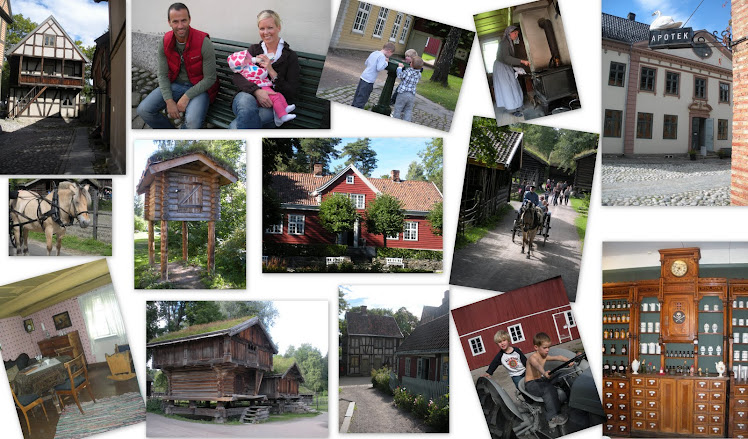 Norsk Folk Museum (September)