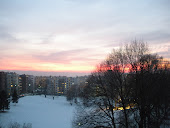 Sunset from Flat (Jan)