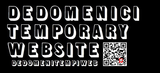 DeDomenici Temporary Website